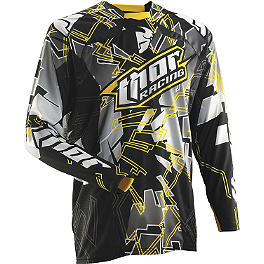 2014 Thor Core Jersey - Fragment - 2014 MSR Renegade Gloves