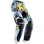 2014 Thor Core Pants - Volcom Aloha - Utility ATV Pants