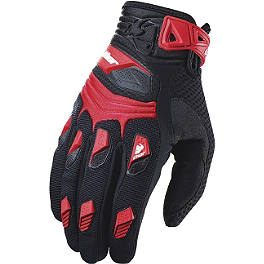 2014 Thor Deflector Gloves - 2014 Thor Spectrum Gloves