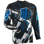2014 Thor Flux Jersey - Block - PANTS Dirt Bike Jerseys