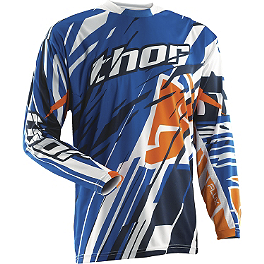 2014 Thor Flux Jersey - Shred - 2014 Thor Flux Pants - Shred