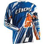 2014 Thor Flux Jersey - Shred - Thor Dirt Bike Riding Gear