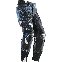 2014 Thor Flux Pants - Block - 2014 O'Neal Mayhem Pants - Roots Vented