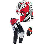 2014 Thor Phase Combo - Mask - JERSEYS Dirt Bike Pants, Jersey, Glove Combos