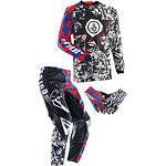 2014 Thor Phase Combo - Volcom Paradox - Thor Dirt Bike Riding Gear