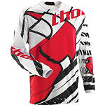 2014 Thor Phase Jersey - Mask - FEATURED-3 Dirt Bike Riding Gear