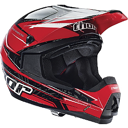 2014 Thor Quadrant Helmet - Stripe - 2014 Thor Youth Quadrant Helmet - Stripe