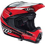 2014 Thor Quadrant Helmet - Stripe - Utility ATV Helmets and Accessories
