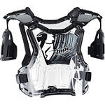 2014 Thor Quadrant Chest Protector - CONTOUR-PROTECTION Dirt Bike neck-braces-and-support