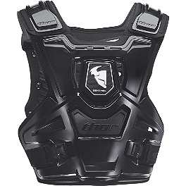 2014 Thor Sentinel Chest Protector - Thor Sentinel ID Panel - Clear