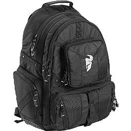 2014 Thor Tech Backpack - TourMaster Cruiser III Nylon Traveler Backpack