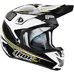 2014 Thor Verge Helmet - Amp - Thor Dirt Bike Helmets and Accessories