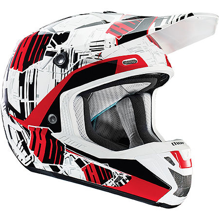 2014 Thor Verge Helmet - Block - Main