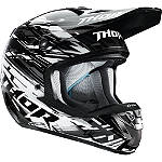 2014 Thor Verge Helmet - Twist - Thor Dirt Bike Off Road Helmets