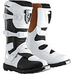 2014 Thor Women's Blitz Boots -  Dirt Bike Motocross Knee & Ankle Guards