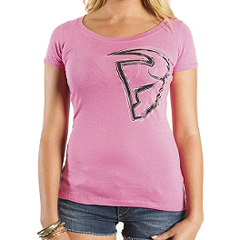 2014 Thor Women's Camber Scoop Neck T-Shirt - Thor Women's Stix Zip Hoody