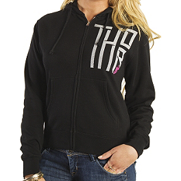 2014 Thor Women's Hi Rise Fleece Zip Hoody - Thor Child's Aftershock ID Panel