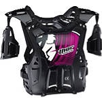 2014 Thor Women's Quadrant Chest Protector - Answer Dirt Bike Chest and Back