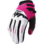 2014 Thor Women's Spectrum Gloves - Women's Motocross Gear