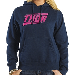 2014 Thor Women's Voltage Fleece Hoody - Fly Racing Dirt Bag Laundry Bag