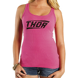 2014 Thor Women's Voltage Tank - 2014 Klim Women's Drift Beanie