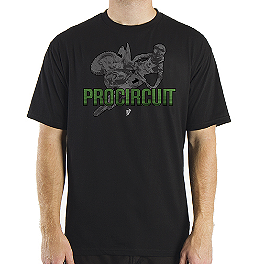 2014 Thor Pro Circuit T-Shirt - 2014 Fox Lets Ride Backpack