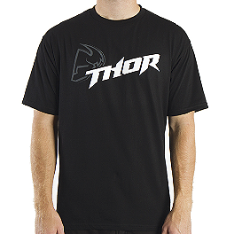 2014 Thor Fusion T-Shirt - Alias Geico Team FlexFit Hat