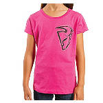 2014 Thor Girl's Camber T-Shirt - Thor Dirt Bike Youth Casual