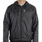 2014 Thor Gusto Windbreaker Jacket - ATV Mens Casual