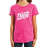 2014 Thor Girl's Voltage T-Shirt - Dirt Bike Youth Casual