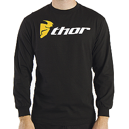 2014 Thor Loud N' Proud Long Sleeve T-Shirt - FMF DM18 Lexicon T-Shirt
