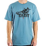 2014 Thor Grant T-Shirt - ATV Mens Casual
