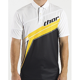 2014 Thor Pit Boss Polo - Thor Second Wind Polo