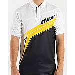 2014 Thor Pit Boss Polo - ATV Mens Casual