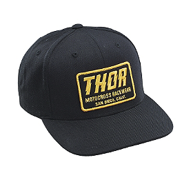 2014 Thor TMR Snapback Hat - DRC Shock Pump with Hose