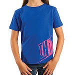2014 Thor Toddler / Girl's Blockette T-Shirt - Dirt Bike Youth Casual