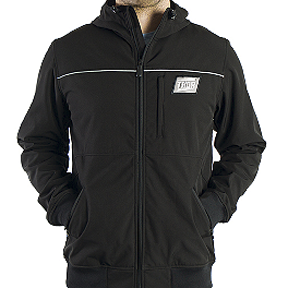 2014 Thor Track Walk Softshell Jacket - One Industries Atmosphere Soft Shell Jacket