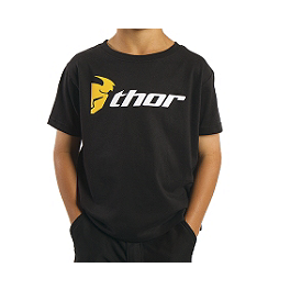 2014 Thor Toddler Loud N' Proud T-Shirt - One Industries Youth Message J-Fit Hat