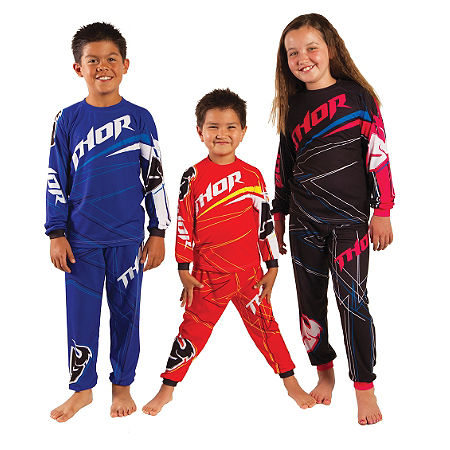 2014 Thor Toddler Pajamas - Stripe - Main