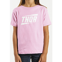 2014 Thor Toddler Voltage T-Shirt - 2014 Thor Toddler / Girl's Curly-Q T-Shirt