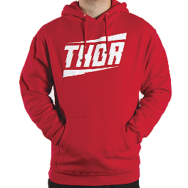 2014 Thor Voltage Fleece Hoody - Kawasaki DOT Hoody
