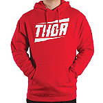 2014 Thor Voltage Fleece Hoody - Mens Casual ATV Sweatshirts & Hoodies