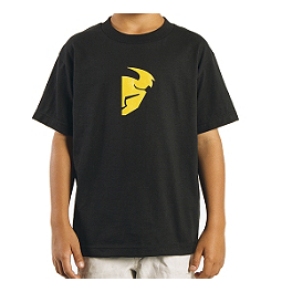2014 Thor Youth Don T-Shirt - Alpinestars Youth Shattered T-Shirt