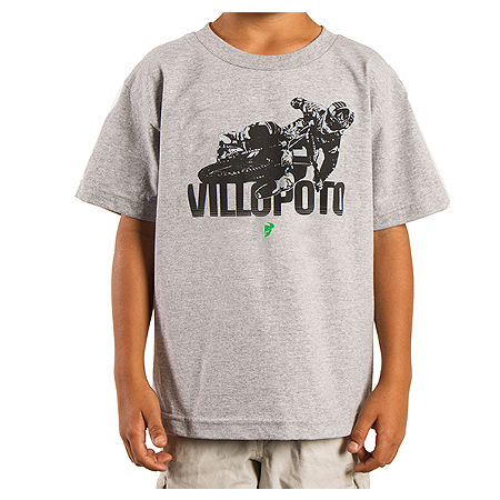 2014 Thor Youth Villopoto T-Shirt - Main