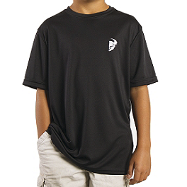 2014 Thor Youth Trainer T-Shirt - Alpinestars Youth NC Logo T-Shirt