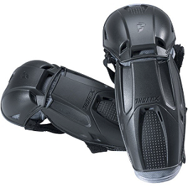 2014 Thor Quadrant Elbow Guards - DR.D NS-4 Quiet Core Insert