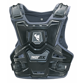 2013 Thor Sentinel Chest Protector - Thor Sentinel ID Panel - Clear