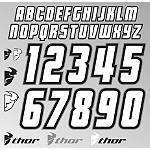 Thor Jersey ID Kit - Utility ATV Jerseys