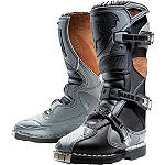 2013 Thor Women's Quadrant Boots -  Motocross Chest and Back Protection