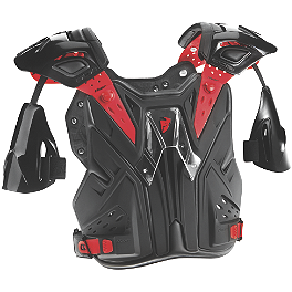 2013 Thor Force Protector - 2013 Scott Ricochet XC Chest Protector